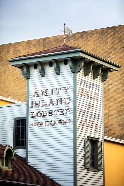 Amity Island Lobster Company