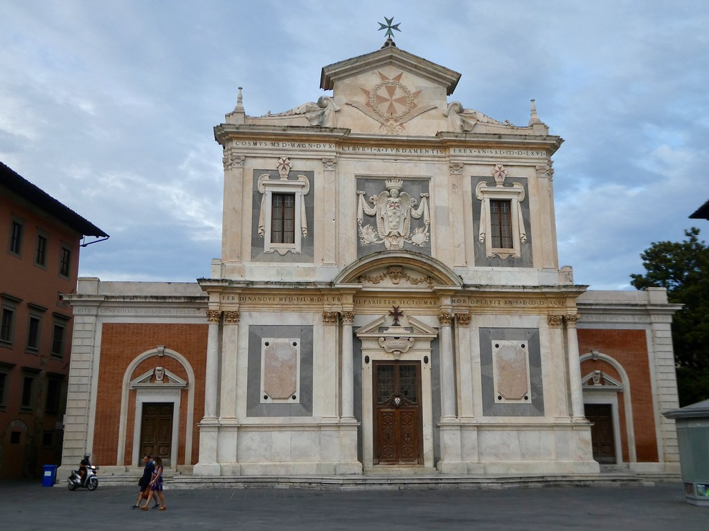 Church of St.Stephen Pisa