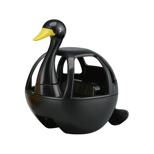 EXCEED MODEL【天鵝船】スワンボート 用橡皮筋扭轉的動力在水面上前進~