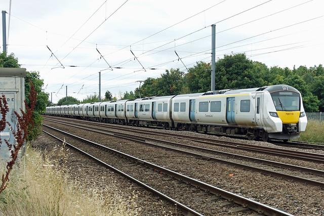 Thameslink 700118 - Biggleswade