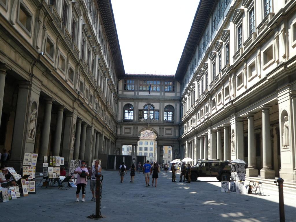 Uffizi Palace Florence