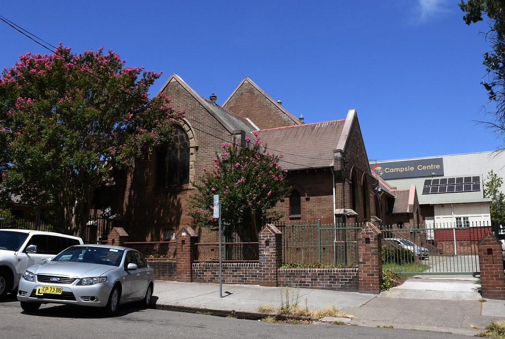 Anglican Church, Campsie, Sydney, NSW.