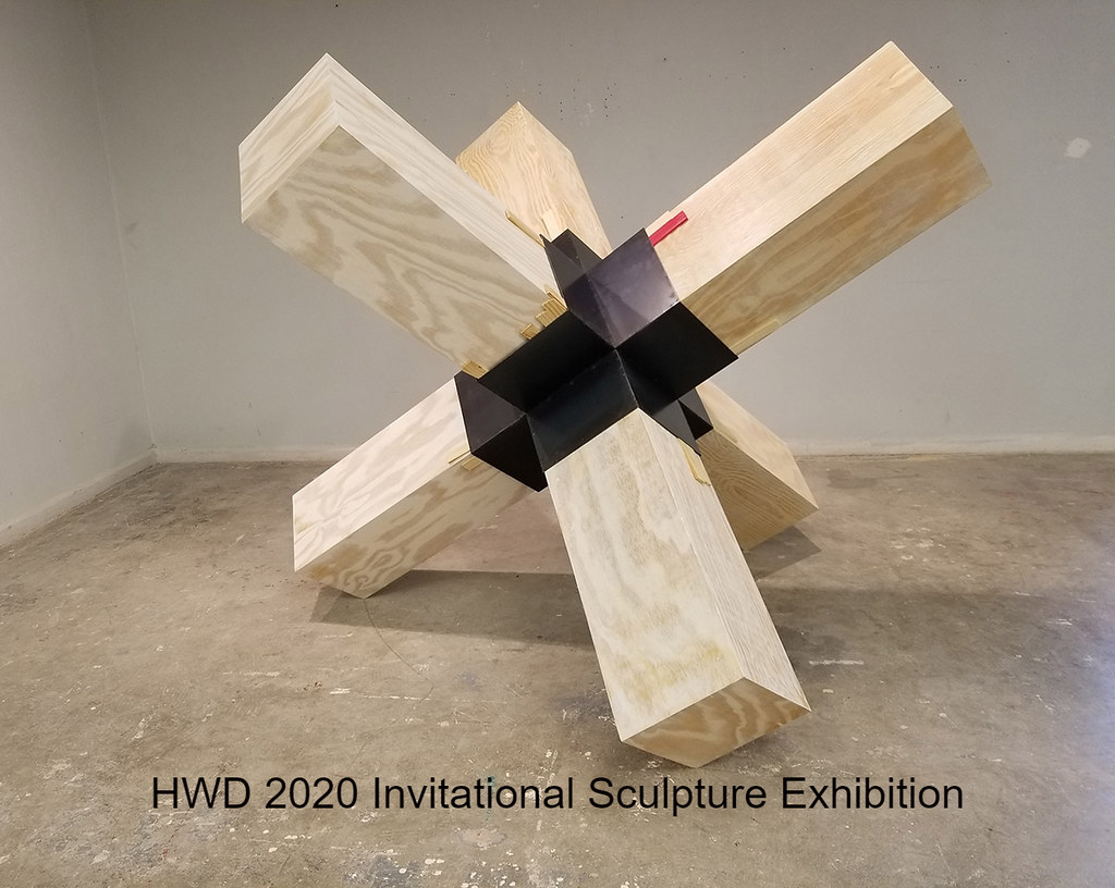HWD 2020 Invitational Sculpture Exhibition