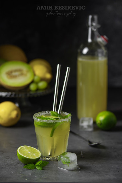 We love ice cold lemonade...