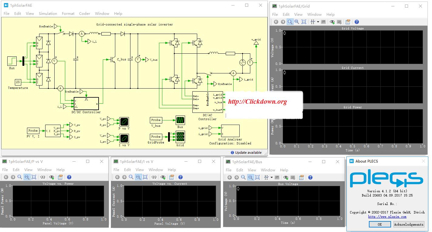 Working with Plexim PLECS Standalone 4.1.2 full
