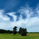 30. Juuli 2020 - 13:22 - Clouds above the weerribben
