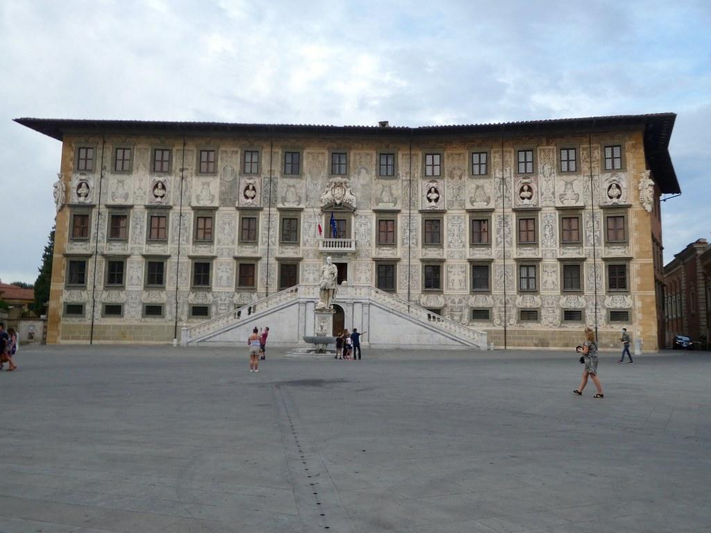 Palace of St. Stephen, Pisa