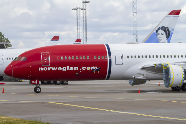 no go for dreamliners at OSL