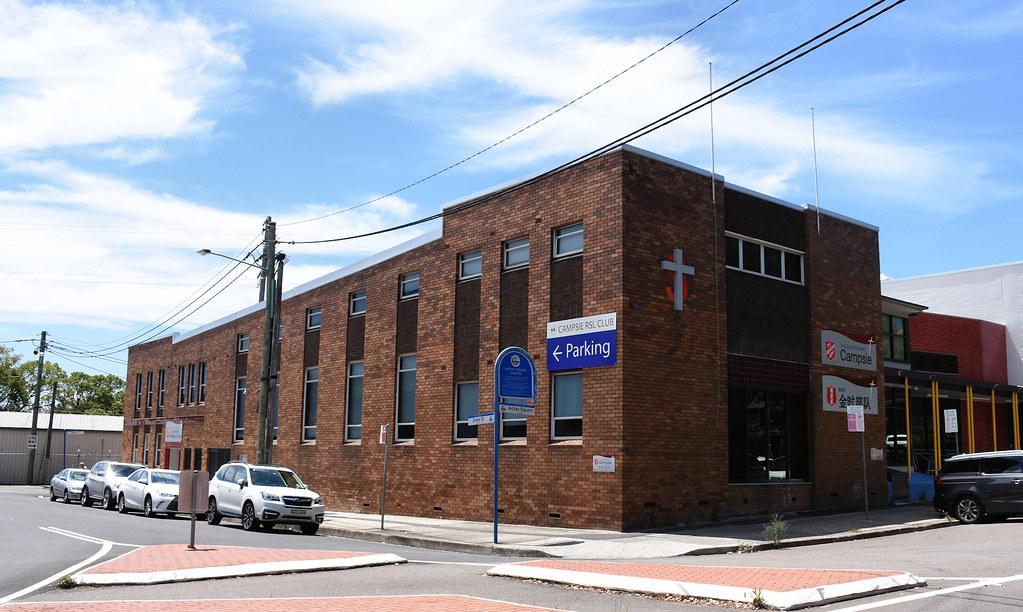 The Salvation Army, Campsie, Sydney, NSW.