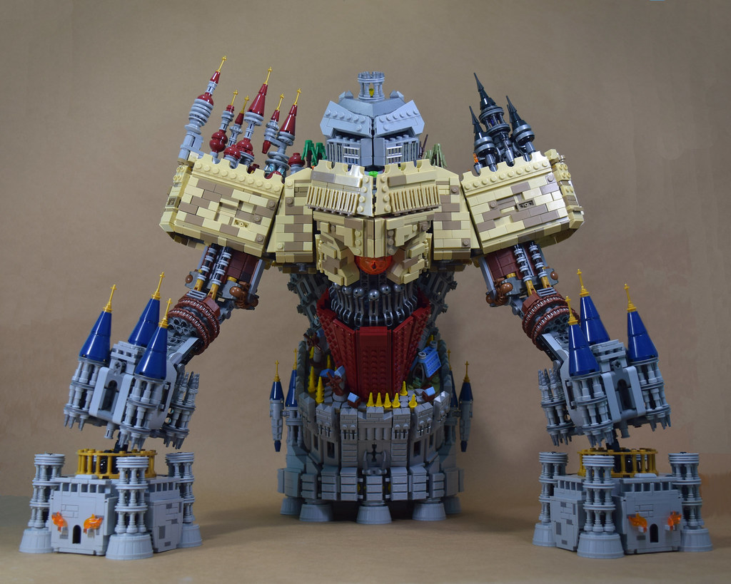 Alexander, the Roaming Titan