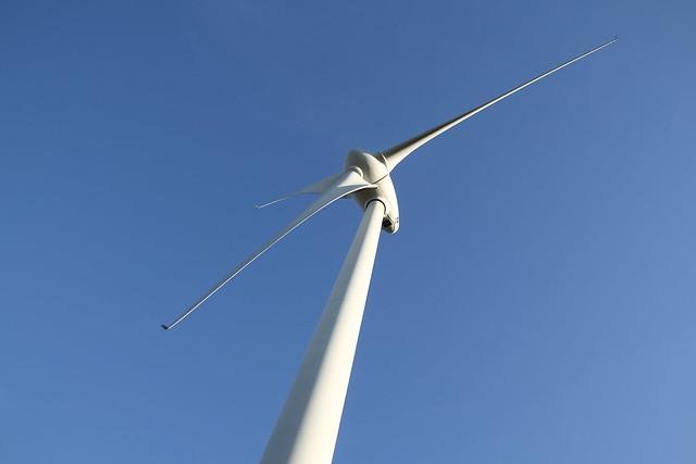 The wind turbine (VII)