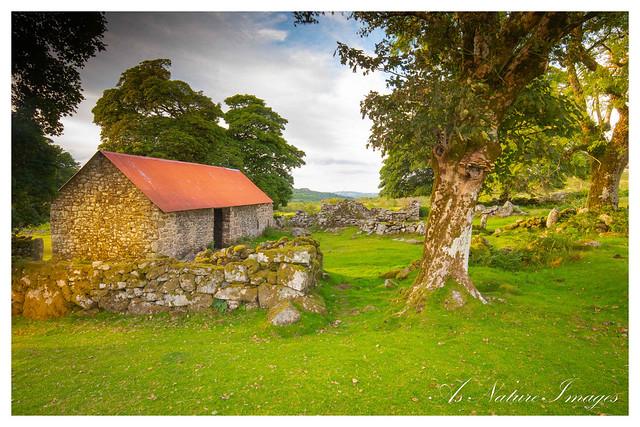 Old Barn on Dartmoor