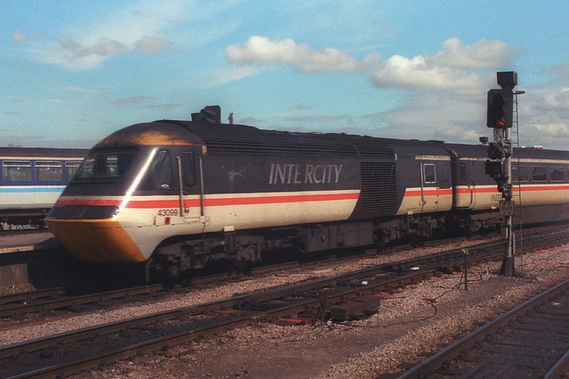43099, Bristol Temple Meads, April 15th 1999