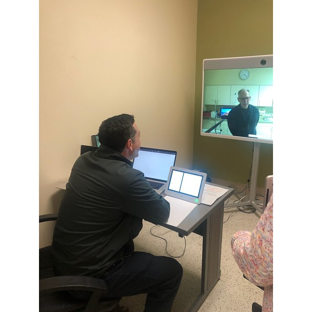 Tele-ED consult from Wills Memorial Hospital to Augusta University