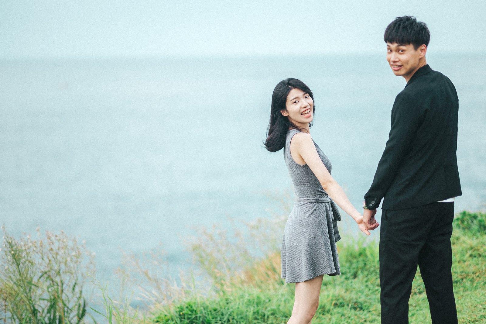 【婚紗】Jill & Hong / 東北角海岸 / F&P studio