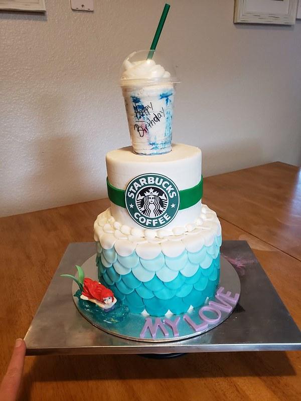 Cake by Family Tree Bakery