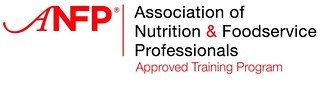 ANFP Logo - Association of Nutrition and Foodservice Professionals