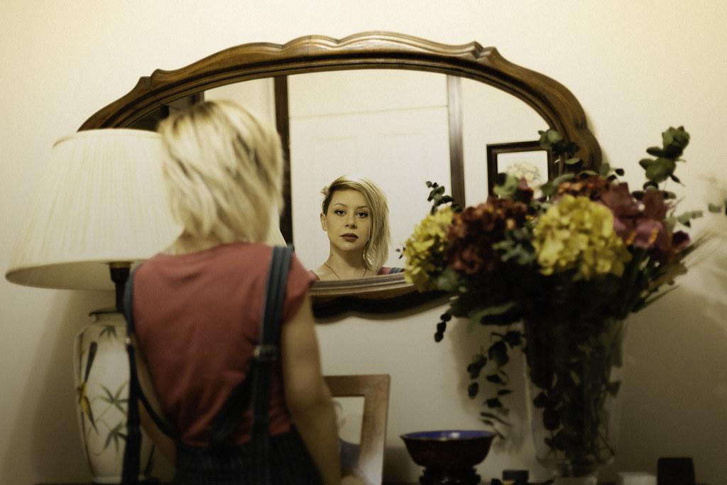 Atrapada en el espejo