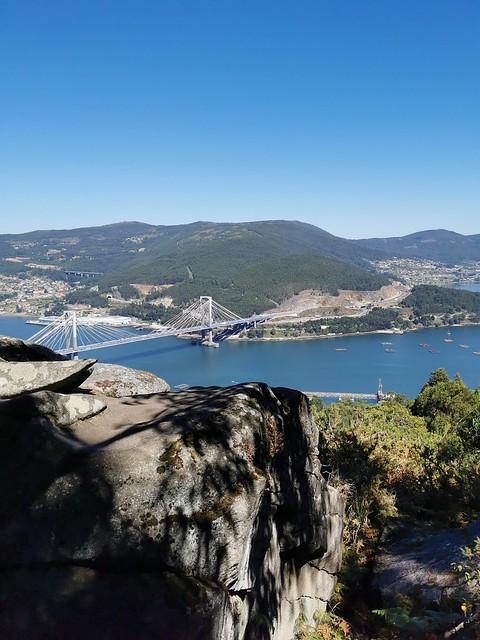 Redondela - Puente de Rande - Ría de Vigo - Galicia