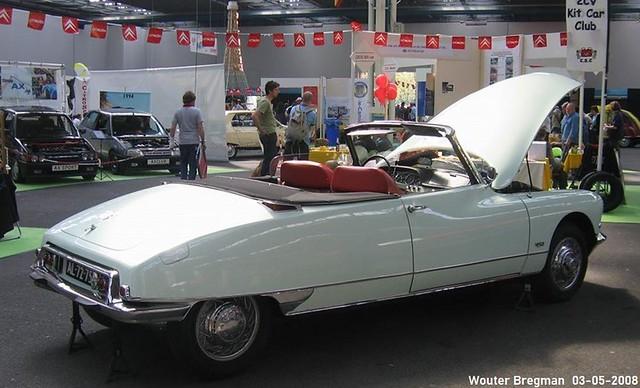 Citroën DS 19 cabriolet 1963