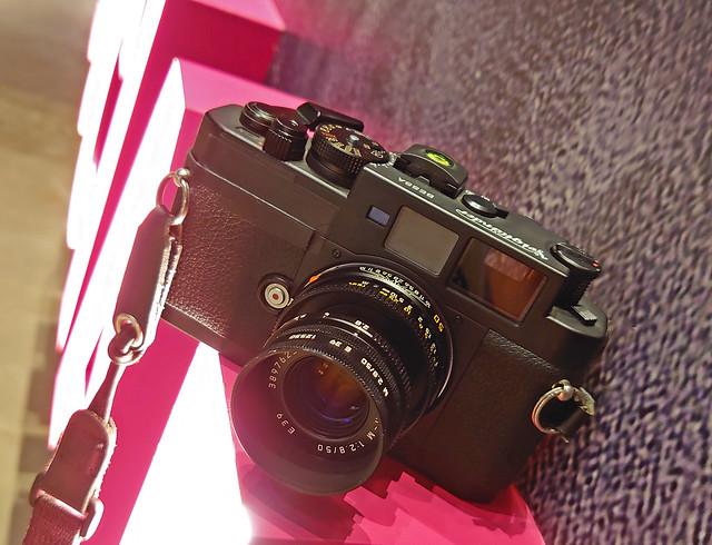 Leica Elmar M 50mm f2.8 全新的TESSAR