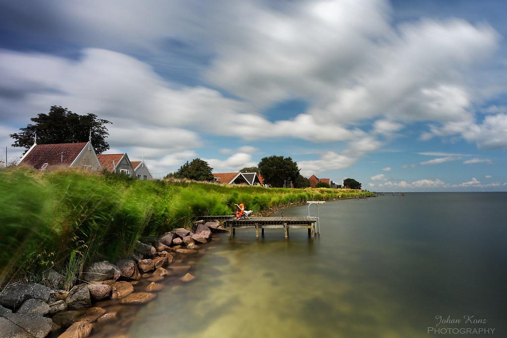 Dutch Dike Village