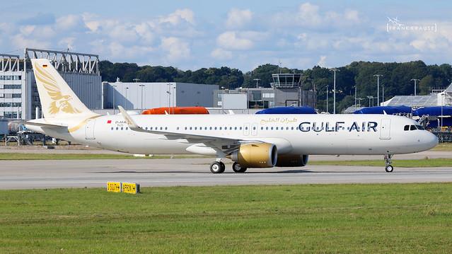 A9C-NA GULF AIR AIRBUS A321-253NX cn 9433