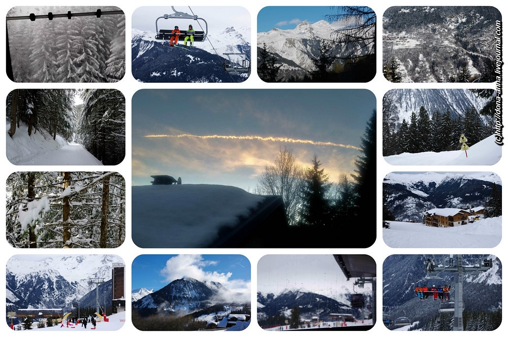 Courchevel-collage-a