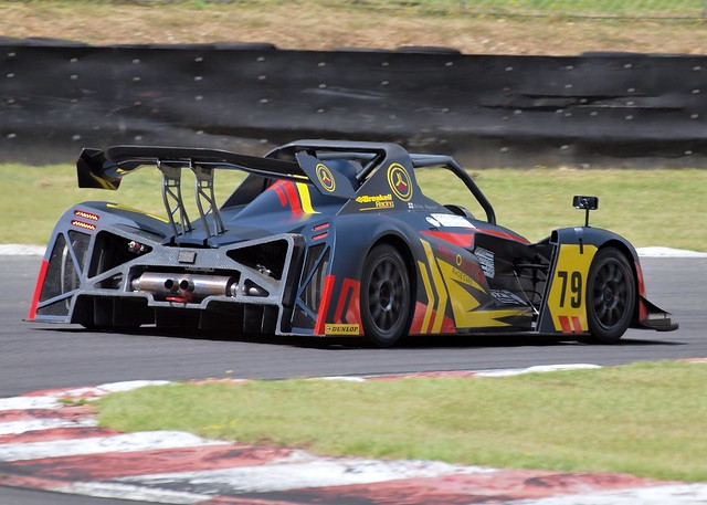 #79 Revolution A-One Sports Prototype Cup Brands Hatch