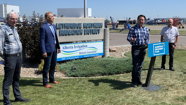 Keeping water flowing in Alberta's irrigation districts
