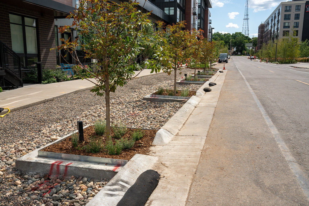 Towerside District Stormwater System