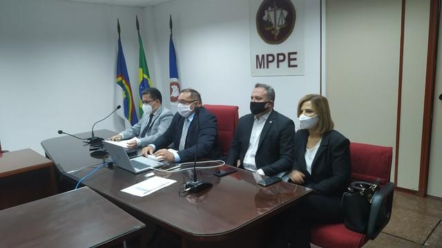 Reuniões do do Gabinete Itinerante - 6ª e 7ª Circunscrições - 05/08/2020