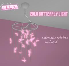 Zolo Butterfly Light