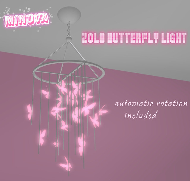 Zolo Butterfly Light