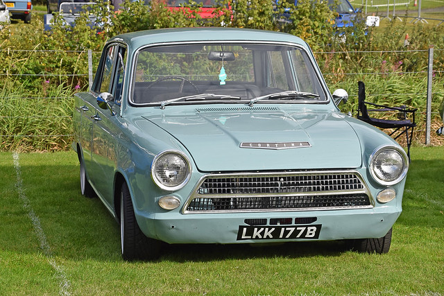 Picture 125 -  Scottish Ford Day Classic Car Show 2019