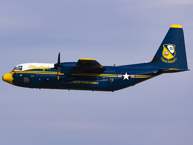 United States Marines   Lockheed Martin C-130J Hercules   170000