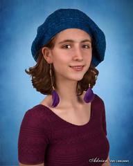 Youth Fashion Portrait