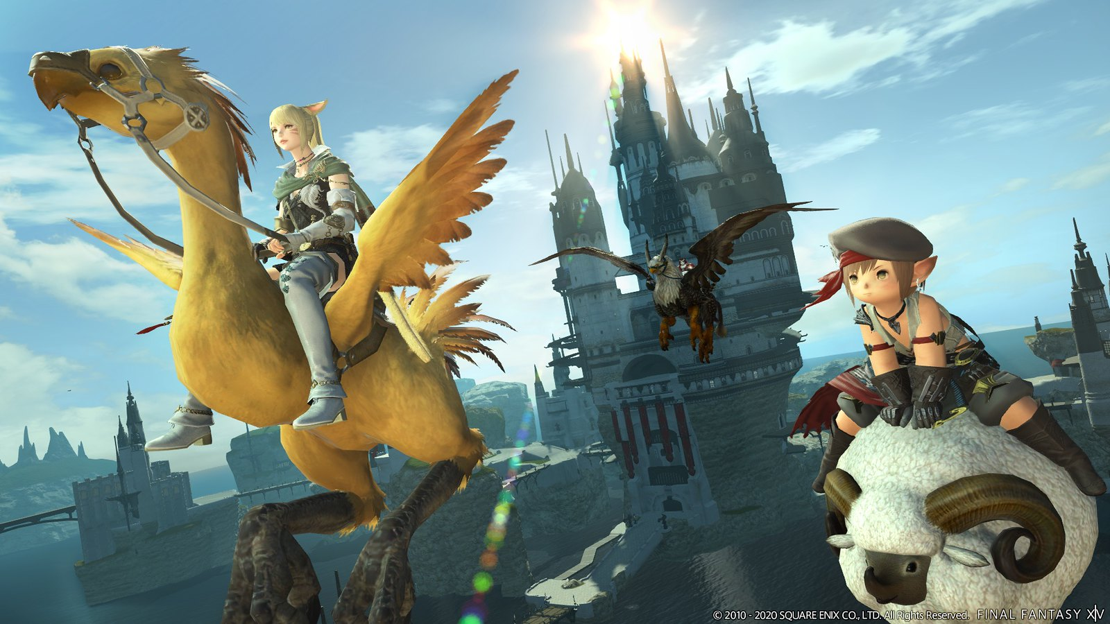 Final Fantasy XIV Online - Patch 5.3