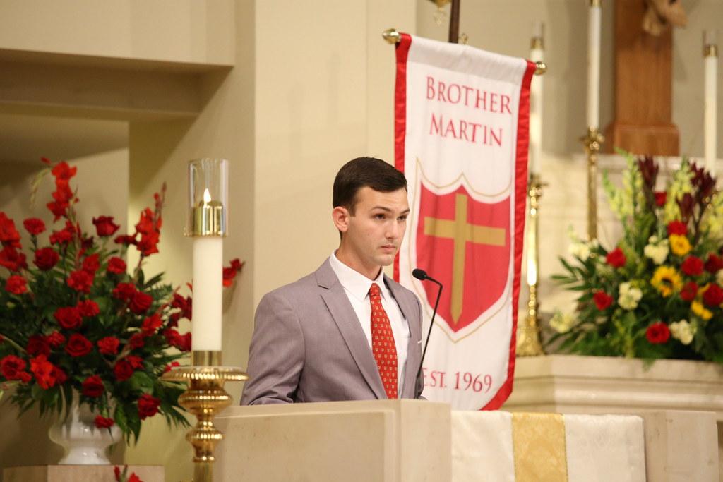 2020 Graduation Mass