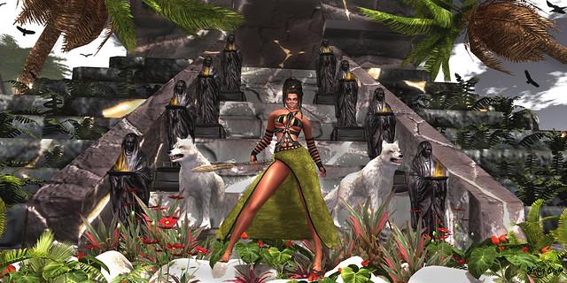 #245 - Temple of  Women