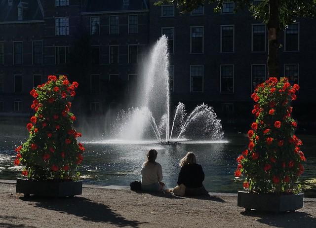 Wat voor sfeer zou het zijn in Den Haag