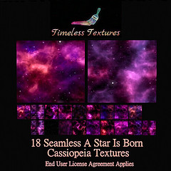 TT 18 Seamless A Star Is Born Cassiopeia Timeless Textures