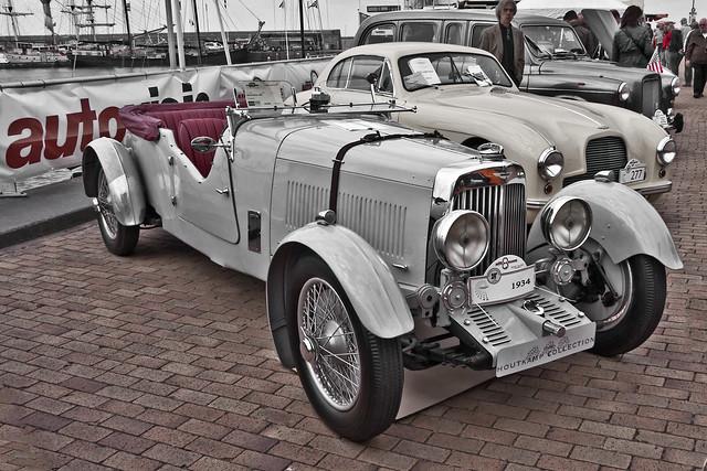 Aston Martin MK II Tourer 1934 (6514)