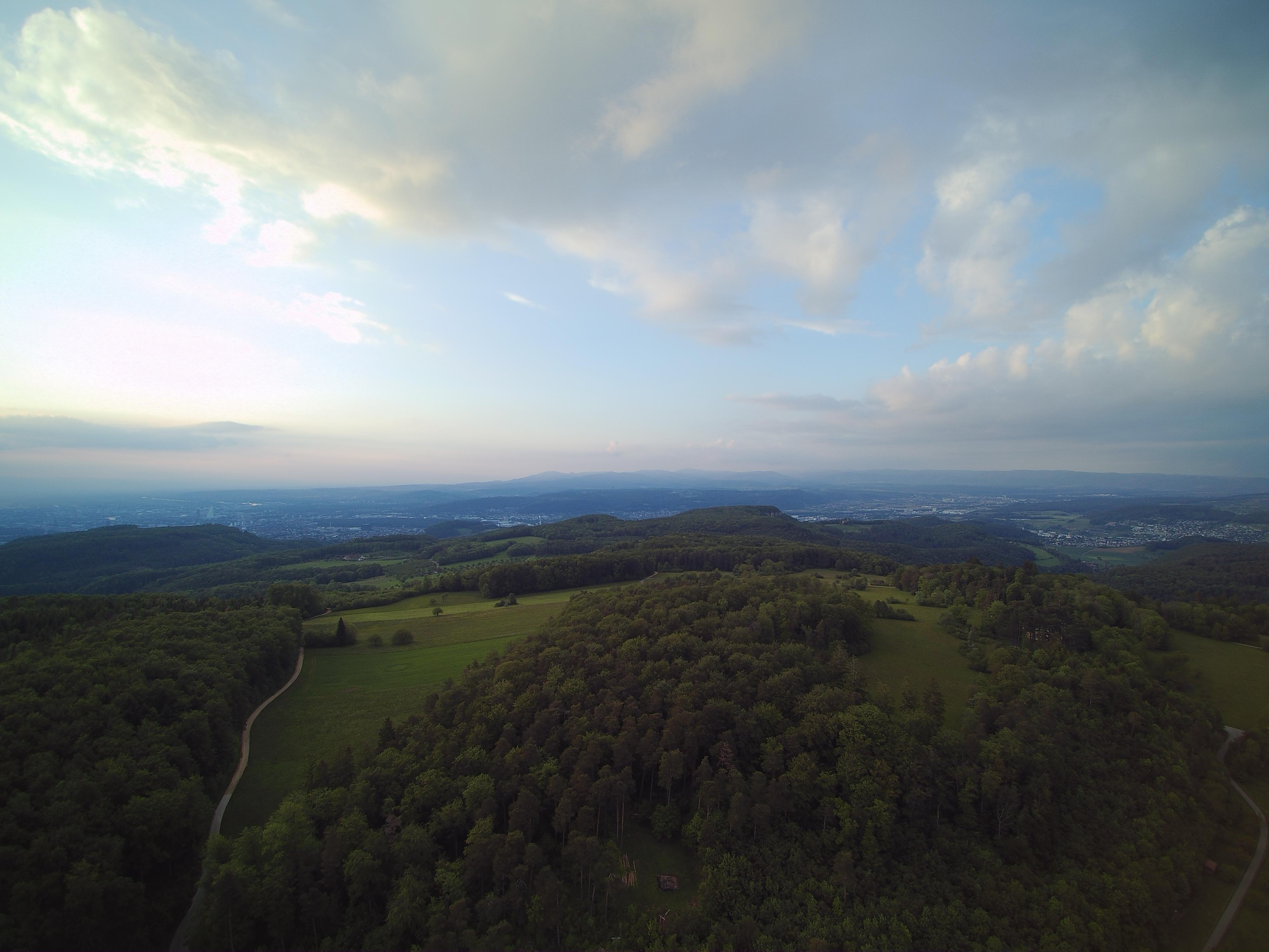 Drohnenbilder Gempen