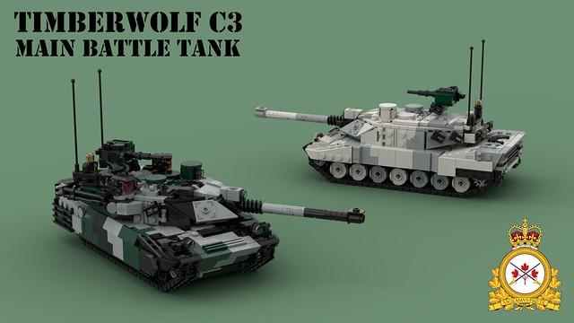Timberwolf C3