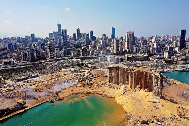 Beirut Port 2