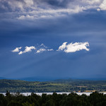 Lake skies 7/14, Plintsberg, July 10, 2020