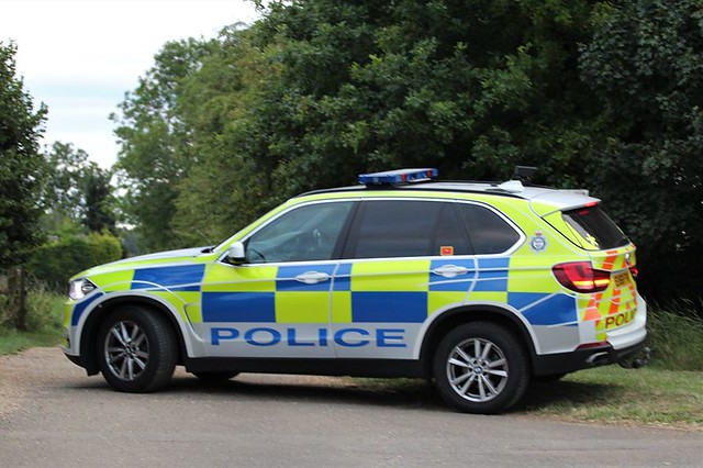 Police Helicopter and Fire Arms Officers Attended Oakham Rutland Home after a man was shot He was treated for minor  injuries.