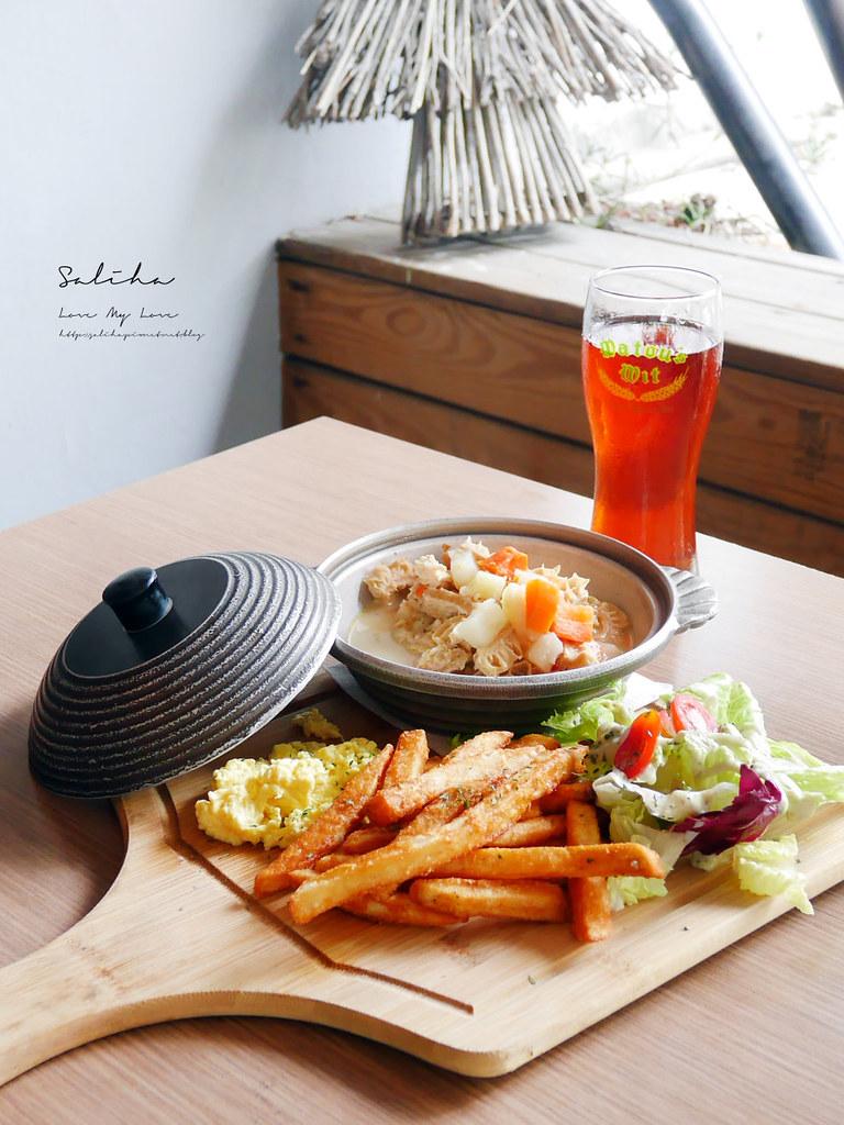 台北東區國父紀念館站附近不限時餐廳推薦ABV Bar Kitchen 地中海餐酒館好吃早午餐 (3)