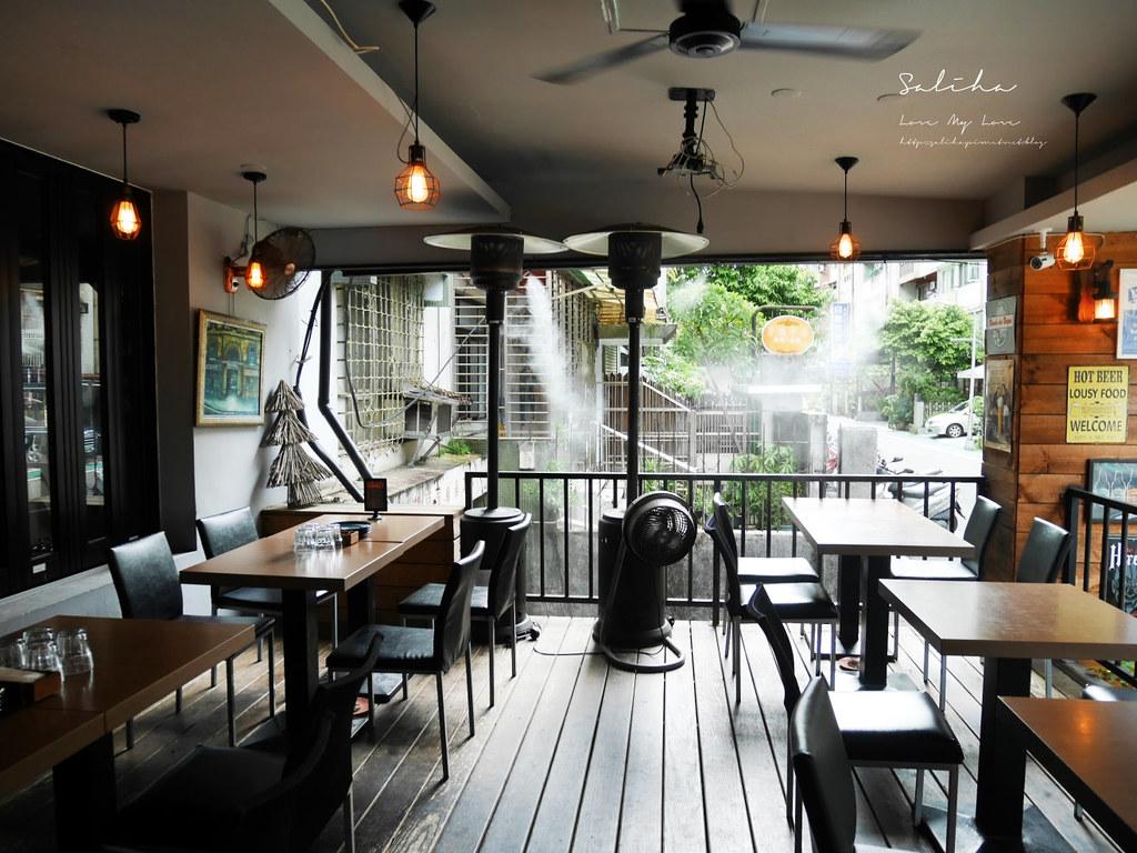 台北好吃特色早午餐廳推薦ABV Bar Kitchen 地中海餐酒館可久坐下午茶 (2)